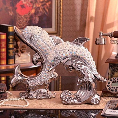 estilo-europeo-creativa-plating-ceramica-proceso-delfin-decoracion-decoracion-sala-de-estar-mesa-vin