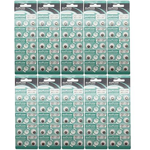 Consumer Electronics 5 Pile Ag6 371a 371 Sr69 Lr920 Sr920 Cx69 Evident Effect Watch Batteries