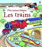 Telecharger Livres Les trains P tits curieux Usborne (PDF,EPUB,MOBI) gratuits en Francaise