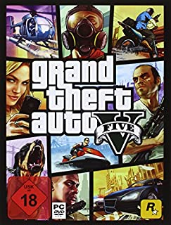 Grand Theft Auto V - [PC] (B0071L2QD0) | Amazon Products