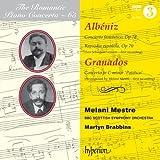 Albéniz, Granados : Concertos pour piano. Mestre, Brabbins.