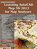 Learning AutoCAD Map 3D 2012 for Map Analyses