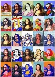 International Publishing 0801N25051b-Mona Lisa, clásica Puzzle