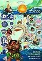 Anker MONSF Moana Novelty Sticker Fun