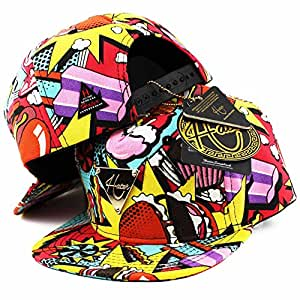 Hater Hot Dog Ice Cream Snapback Hat Cap Casquette