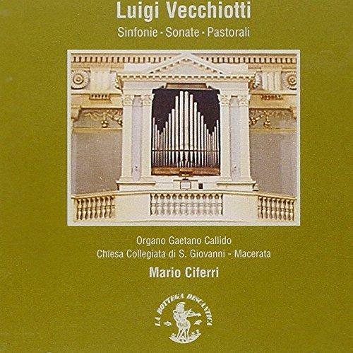 Sinfonie, Sonate, Pastorali Per Org