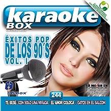 KBO-244 Exitos Pop De Los 90?S Vol 1(Karaoke) by Ol' Ol', Moenia, Monica Naranjo, Fey, Onda Vaselina, Sentidos Opuestos, Thalia, Kabah, Mercurio, The Sacados, Los Hijos De S??nchez Ragazzi (2012-02-28)