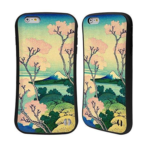 Ufficiale Kijiermono Waddling Through Kennijo Lake Arte Asiatica Antica Case Ibrida per Apple iPhone 7 Plus / 8 Plus Kakansin, The Peaceful Land