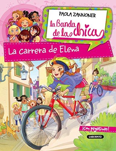 La carrera de Elena (La Banda de las chicas)
