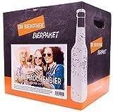 Bierothek® Bierpaket Kein Mädchenbier (12 Flaschen Bier   außergewöhnliches Geschenk für Frauen)