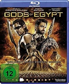Gods Of Egypt [Blu-ray]
