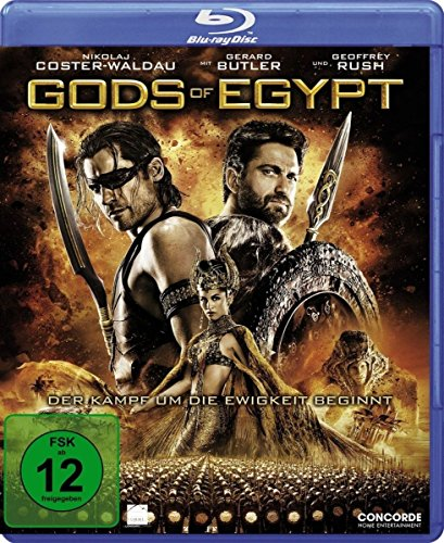 Bild von Gods Of Egypt [Blu-ray]