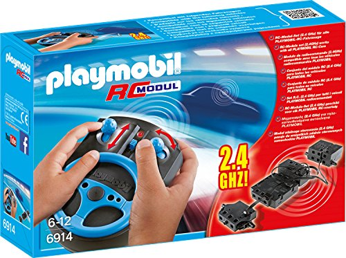 Playmobil 6914 - RC-Modul-Set 2,4 GHz (Rc-sender-modul)