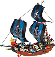 Sluban Korsan Çift Yelkenli Dev Gemi