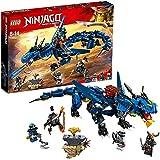 LEGO Ninjago - Le dragon Stormbringer - 70652 - Compatible LEGO Boost - Jeu de Construction