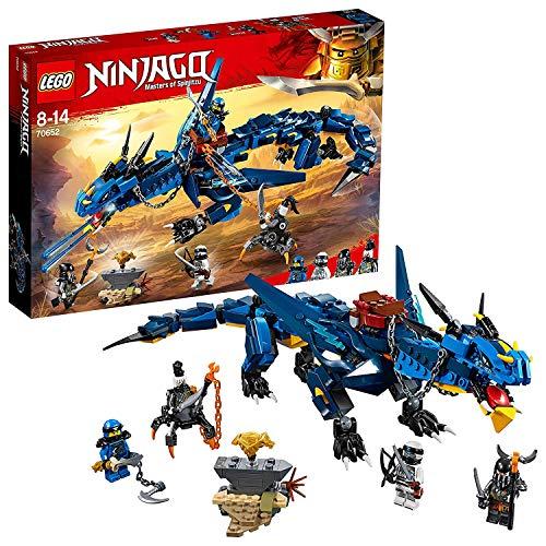 LEGO 70652 Blitzdrache Bunt, Einheitsgröße