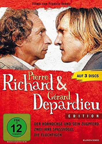 Bild von Pierre Richard & Gerard Depardieu Edition [3 DVDs]