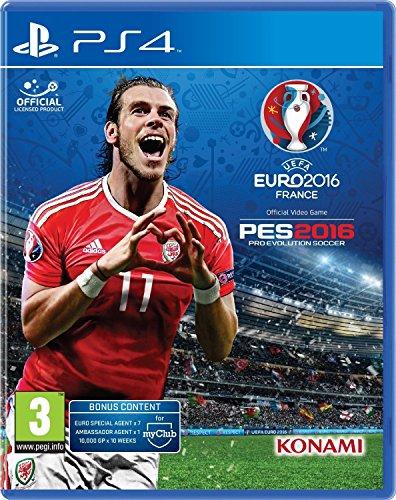 UEFA Euro 2016 Pro Evolution Soccer (PS4)