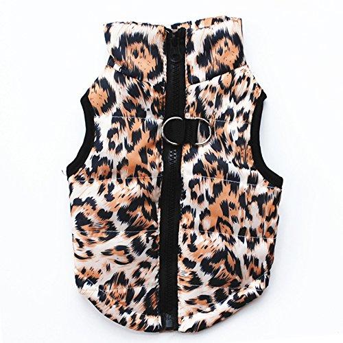 skyoo Pet Katze Hunde Winter Kleidung Polyester Dick Weiches Weste T-shirt für kleine bis mittelgroße (Hund Schmetterling Kostüm Lila)