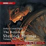 The Return of Sherlock Holmes: v. 2 (BBC Audio)