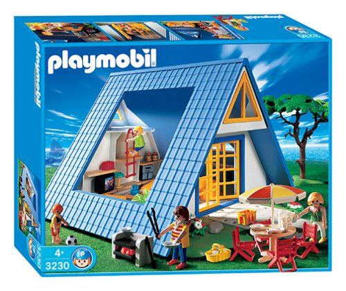 playmobil 3230 vacances d occasion. Black Bedroom Furniture Sets. Home Design Ideas