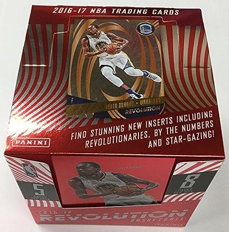 2016/17 Panini Revolution Basketball Hobby Box NBA