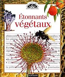 Étonnants végétaux