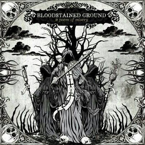 Bloodstained Ground: A Poem of Misery (Audio CD)