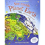 See Inside: Planet Earth: With over 80 flaps to lift (Usborne See Inside)