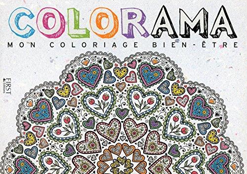 COLORAMA - Mon coloriage bien-être par COLLECTIF