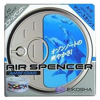 Air Spencer marine Squash eikosha Lufterfrischer JDM A19