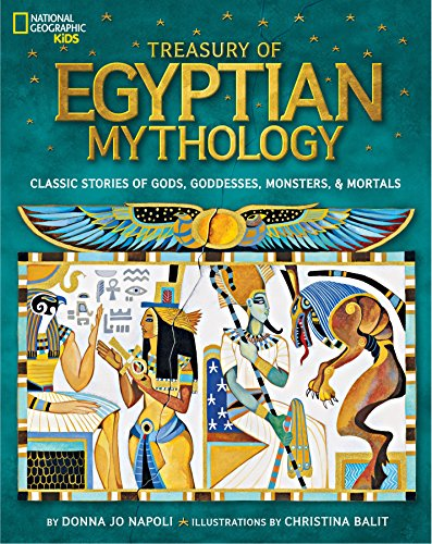 Treasury Of Egyptian Mythology