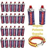 28 Cartucho Gas Butsir Cartucho de Gas Butano B-250 Envio 24 Horas Por Asm Urgente Elige Vendido y Enviado Por CHOLLO-EXPRESS