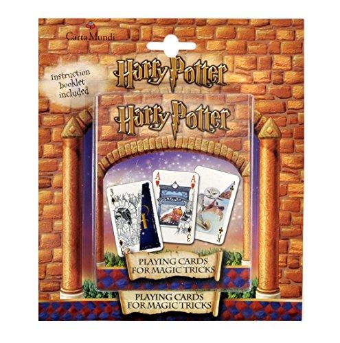 Harry Potter Zaubertricks Spielkarten (Brothers Harry Potter-warner)