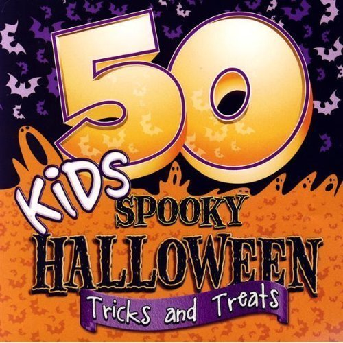 50 Kids Spooky Halloween Tricks and Treats by N/A (0100-01-01)
