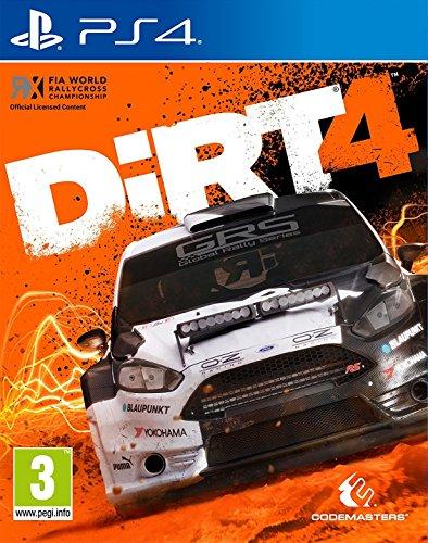 Dirt 4 (precio: 16,90€)