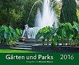 Produkt-Bild: Gärten und Parks 2016 - Gartenkalender - Landschaftskalender (58 x 48) - by Marianne Majerus (BJVV)