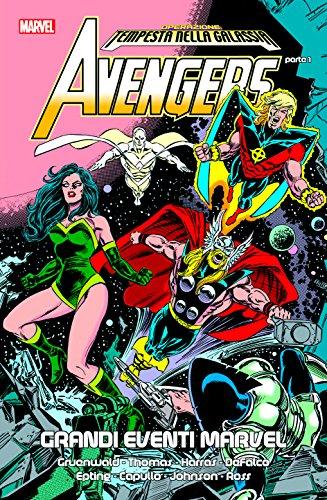 Download Operazione: tempesta nella galassia. Avengers: 1