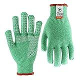 OZERO Schutzhandschuhe, Schnitthandschuhe Für die Küche, 1 Paar