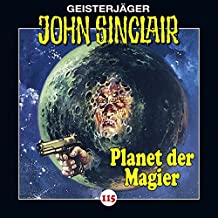 Der Planet der Magier (John Sinclair 115)