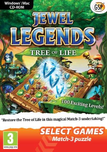Preisvergleich Produktbild SELECT GAMES - Jewel Legends: Tree of Life (PC DVD)