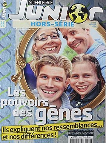 Science Et Vie Junior Hors Serie - science et vie junior hors-série; les pouvoirs