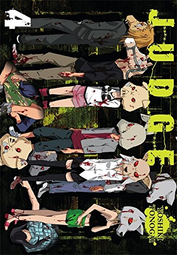 JUDGE, Vol. 4 (Judge (Yen Press))