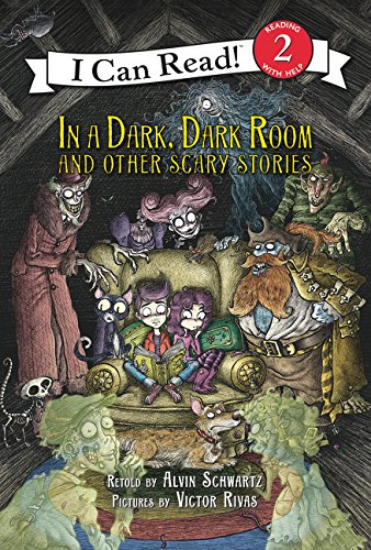 In a Dark, Dark Room and Other Scary Stories (I Can Read 2)