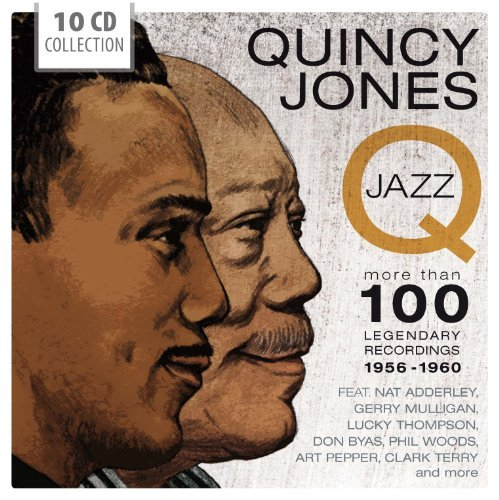 Q-Jazz-More Than 100 Legendary Recordings 1956-60 by Various Artists