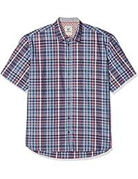 Lerros Große Größen Lerros Herren Hemd, Chemises Décontractées Homme