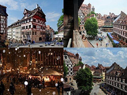 Lais Puzzle Puzzle Puzzle Collage de Nuremberg 2000 Pieces 0e56c8
