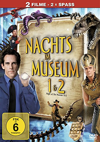 Nachts im Museum 1 & 2