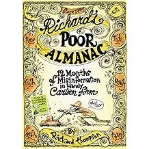 Richard's Poor Almanac: Twelve Months of Misinformation in Handy Cartoon Form
