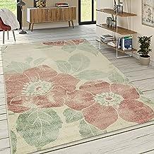 Suchergebnis Auf Amazon De Fur Teppich Landhausstil Blumen